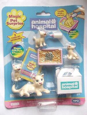 VINTAGE ANIMAL HOSPITAL MAGIC PET SURPRISE