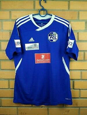 79a92a1fb83 Luzern match worn jersey large 2011 home shirt V39861 soccer football Adidas