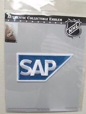 "2016 WORLD CUP OF HOCKEY ""SAP"" OFFICIAL SPONSORSHIP SHOULDER PATCH EMBLEM"