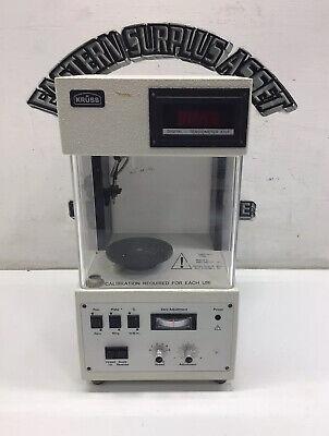Kruss Tensionmeter Model K10 Ift Laboratory Equipment
