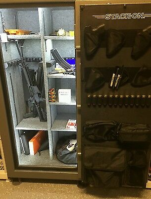 Stack-on TD-36 Gun Safe Light Kit, Auto on/off, Battery Power, Bright LED System