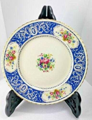 Vintage Myott Staffordshire England Dinner Plate Kensington Pattern