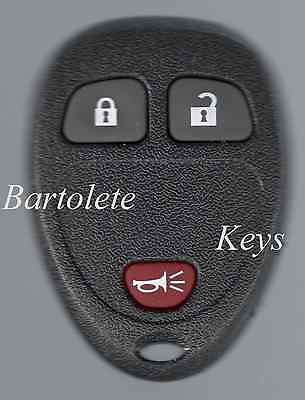 Replacement Keyless Entry Remote For 2007 2008 2009 Chevrolet Tahoe