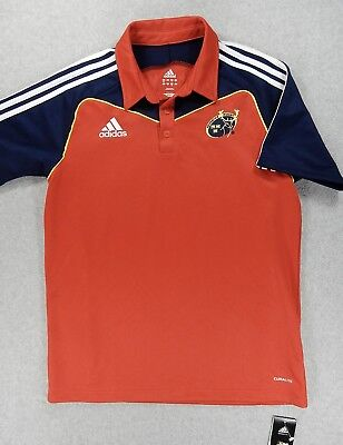 759641ecb01 NWT Munster Rugby THE RED ARMY Adidas Stitched Replica Jersey (Adult Medium)