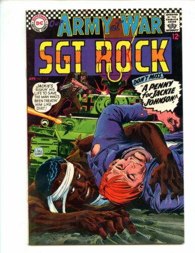 Our Army At War #179 (1967) Sgt Rock High Grade NM- 9.2
