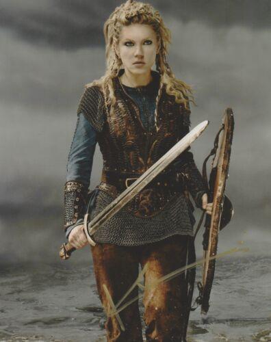 Katheryn Winnick Vikings Autographed Signed 8x10 Photo COA #EE331