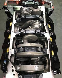 302 / 363ci SBF short block, pump gas,Dart SHP Roller block, 4340 RA, FREE S&H