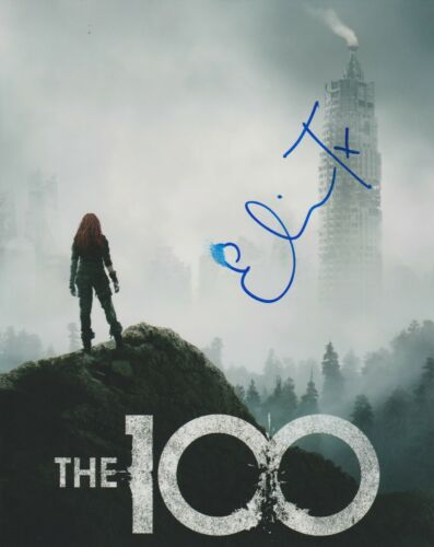 Eliza Taylor The 100 Autographed Signed 8x10 Photo COA #EG424