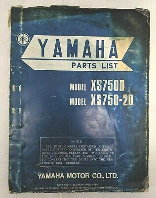 Tune Up Kit For Yamaha XS750D 2D 1977 NDTK 225 NOS Vintage Old Stock Hot U