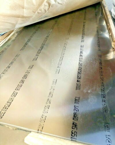 """301 Stainless Steel Sheet  - 24"""" x 36"""" x .020"""""""
