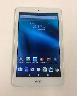 Acer Iconia A1-810 7.9-Inch 8 GB Wi-Fi Tablet  segunda mano  Embacar hacia Mexico