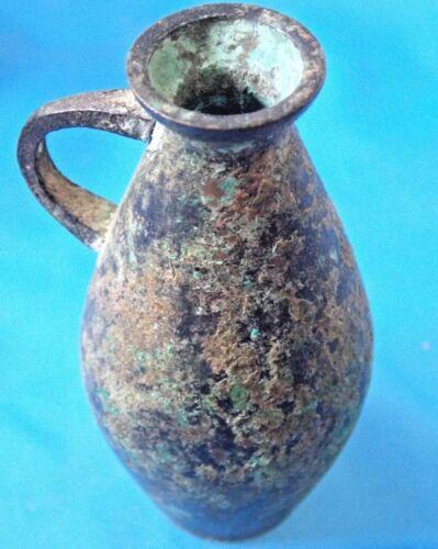 Ancient Roman Bronze Vase.