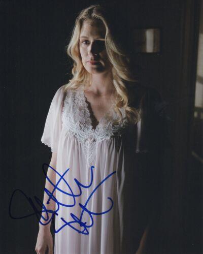 Samantha Smith Supernatural Autographed Signed 8x10 Photo COA 2019-1