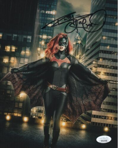 Ruby Rose Batwoman Autographed Signed 8x10 Photo JSA COA 2019-3