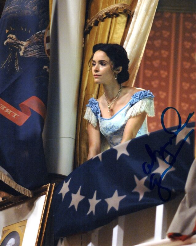 Abigail SPencer Timeless Autographed Signed 8x10 Photo COA #3