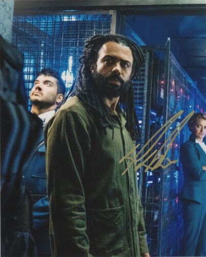 Daveed Diggs Snowpiercer Autographed Signed 8x10 Photo COA 2020-4