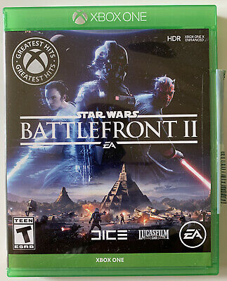 Star Wars Battlefront 2 (Xbox One, 2017)