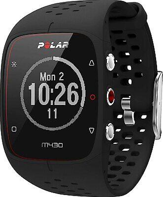 POLAR M430 GPS Grau Running Watch Sportuhr Sport Multisport Uhr Original Puls