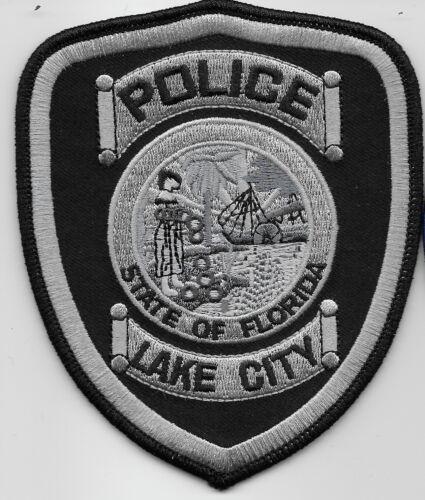 SWAT SRT Lake City Police State of Florida FL Shoulder Patch