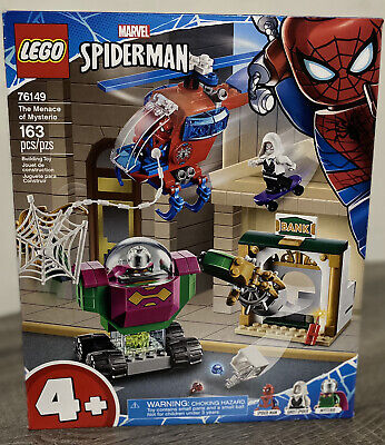 Lego Marvel Spider-Man The Menace of Mysterio 76149 BRAND NEW IN HAND