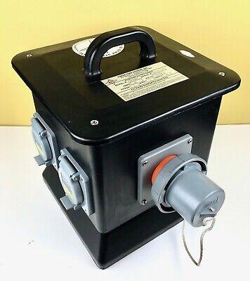 Power Temp Systems Inc Power Qube Pq601phso Power Distribution Box