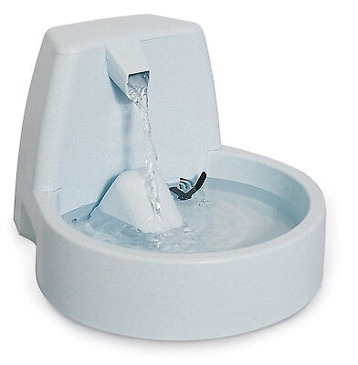 Drinkwell 50oz Original Pet Fountain Filtered Clean Water Cat Dog Drink More