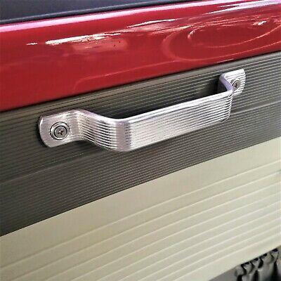 Puerta Tirar Para VW Escarabajo Pantalla Dividida Par Manetas Aluminio Samba Bus