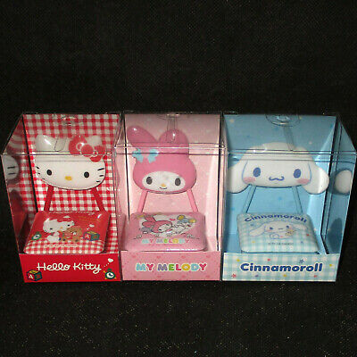 Decorate My Desk (Japan Sanrio Hello Kitty Cinnamoroll My Melody Mini Figure Desk)