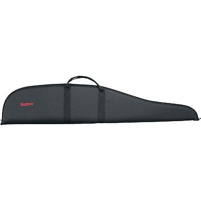 GunMate Deluxe Tactical Scoped Rifle Case w/Lockable Zippers, Black, Small/40