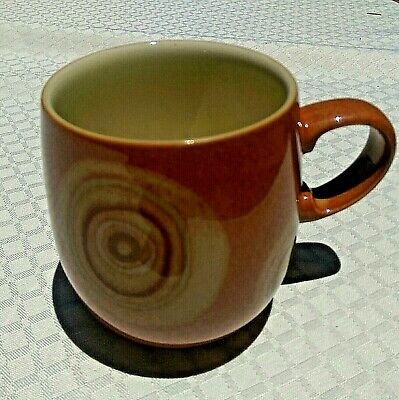 Denby Langley FIRE CHILLI curve mug