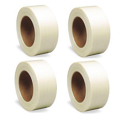 4 Rolls Fiberglass Strapping Tape 2 X 60 Yards 3.9 Mil Reinforced Filament New
