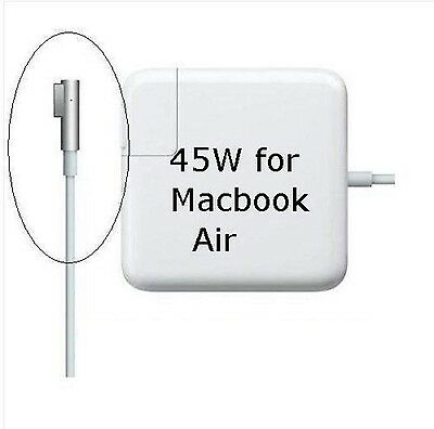 Genuine Apple MacBook 45W Magsafe Charger for Macbook AIR A1224 A1374 MB283LL/A