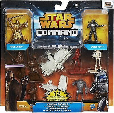 Star Wars Command, Arena Assault Set from Episode 2 - NIB