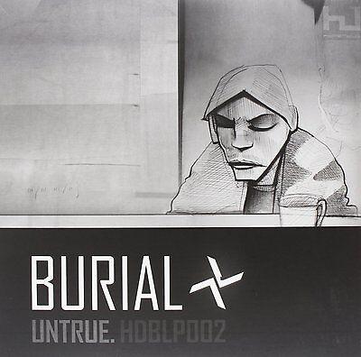 BURIAL UNTRUE NEW SEALED DOUBLE VINYL LP IN STOCK