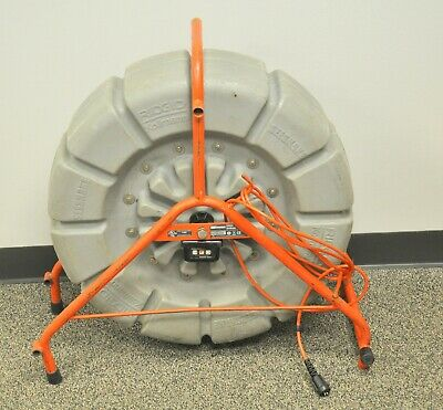 Ridgid Seesnake Mini Camera Plus 71RK Count Plus & DVD PACK 2 200Ft Reel for sale  Shipping to India