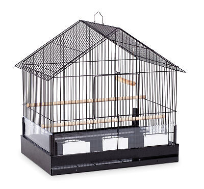 Prevue Hendryx Lincoln Hanging Bird Cage with Removable Tray