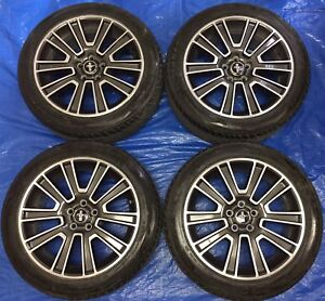 """2012 Ford Mustang GT 19"""" Wheels & Tires & TPMS *BRAND NEW*"""