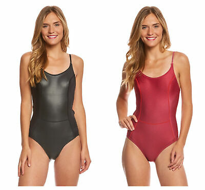 LEVEL SIX Women's Neoprene One Piece Swimsuit CWS-LARA $100 NWT (One Piece Swimsuit Neopren)