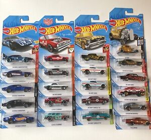 2019 Hot Wheels Old Muscle Car Collection