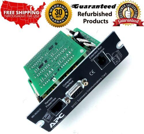 885-6625c/5  640-0402c Apc Sycc Symmetra Communications Network Card
