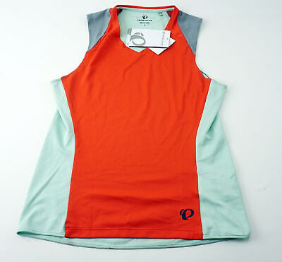 Pearl Izumi W Escape Singlet Leisure Cycling Jersey Top Smoked Pearl BLACK small