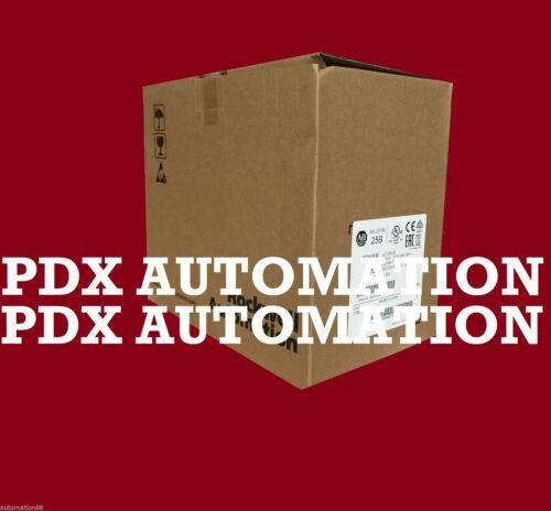2020 Sealed 1 Year Warranty 25BB8P0N104, 220VAC, 3HP, Catalog 25B-B8P0N104 Ser A