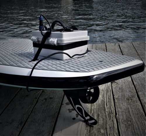 SUP motorizing kit - Electric , power your SUP ffor RIGID SUP