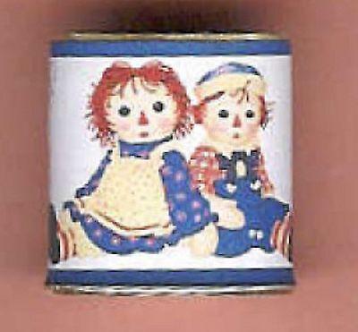 娃娃屋微型布娃娃废纸篓垃圾桶为幼儿园的孩子的卧室