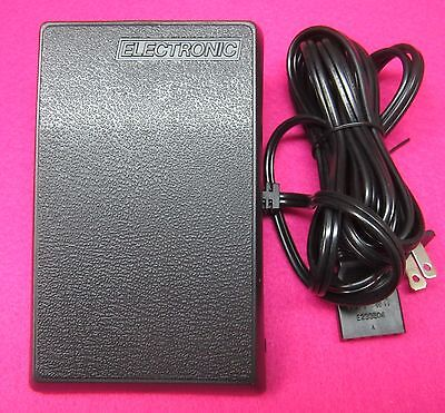 Singer Foot Control Pedal Simple 2263 3116 3221 3223 3329 3232 3337 (GENUINE)