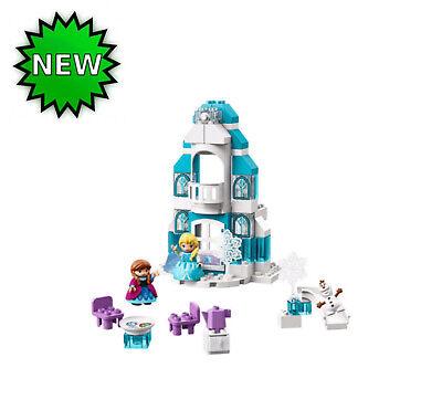 Lego Duplo Frozen Ice Castle Building Blocks (10899)