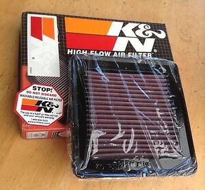 Honda Jazz City K&N High Flow Air Filter Rooty Hill Blacktown Area Preview