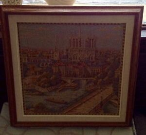 MOVING SALE, woven picture