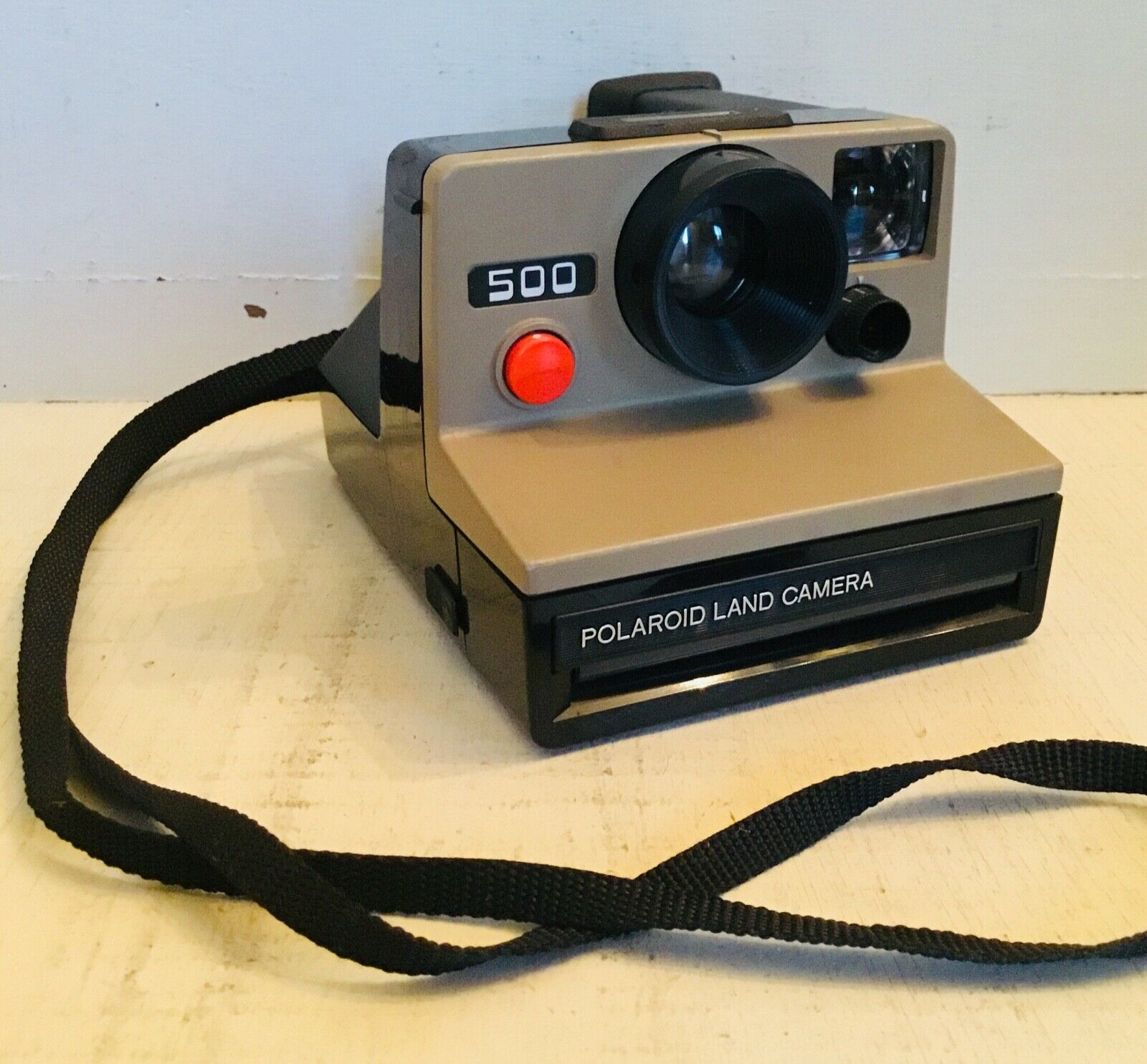 POLAROID Land camera 500 TESTED & GOOD WORKING