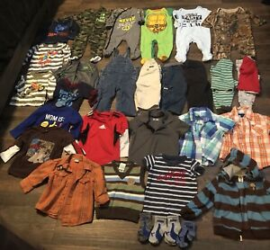 Boys size 12-18 month clothing